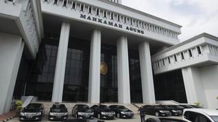 Mahkamah Agung Setor Rp22,73 Triliun ke Kas Negara
