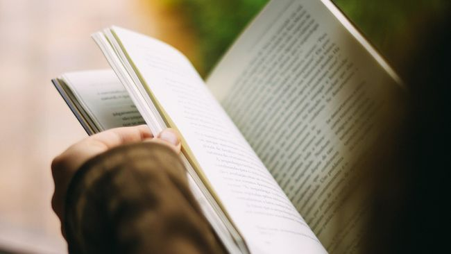 Minat Baca Masyarakat Indonesia Masih Rendah