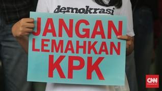 LIPI Desak Jokowi Tolak Revisi UU KPK