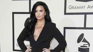 Demi Lovato Disebut Kesal Tak Diundang ke Nikahan Nick Jonas