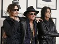Johnny Depp Tetap Gelar Konser di Tengah Isu Cerai