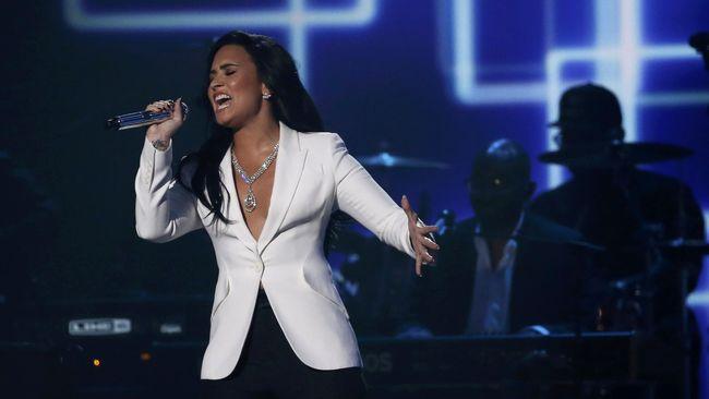 Demi Lovato Sebut Tak Sabar Bagikan Lagu Baru