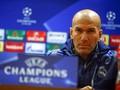 Zidane: Madrid Bisa Ubah Hasil Laga dalam Satu Menit