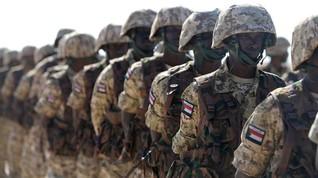 Dukung AS, Saudi Siap Kirim Pasukan ke Suriah
