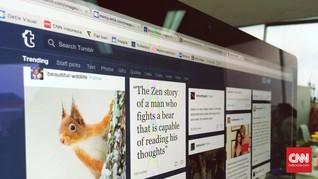 Blokir Tumblr, Netizen Sindir Kominfo Cocok Jadi Bek Bola