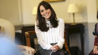 Kate Middleton Kenalkan Film Animasi soal Kesehatan Mental
