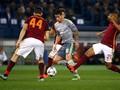 Duel AS Roma vs Real Madrid Tanpa Gol di Babak Pertama
