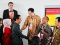 Jokowi Santap Siang dengan Pekerja Asal Indonesia di Google