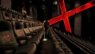 Bioskop Pilih Tutup karena Aksi 22 Mei