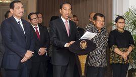 Jokowi Imbau Masyarakat Waspada Peringatan Dini Bencana