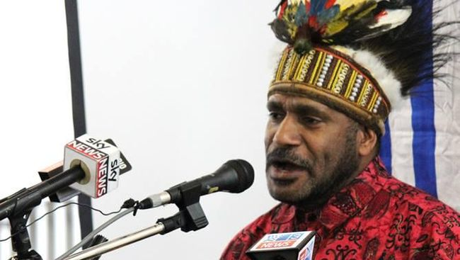 Usai Referendum Papua, ULMWP Soroti Senjata Kimia di Nduga
