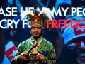 Benny Wenda: Papua Lawan Kolonialisme, Bukan Orang Indonesia