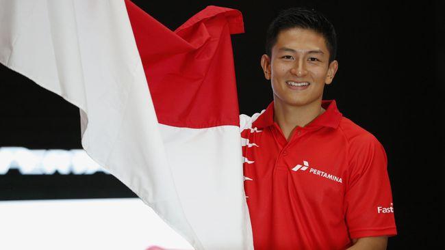 Mobil F1 Rio Haryanto Resmi Dirilis