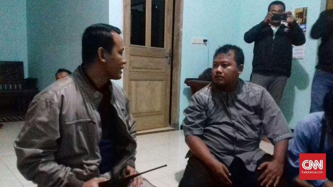 Jamaah Ansharus Bantah Latihan Militer di Gunung Sumbing