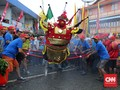 Jelang Tahun Baru China, Hotel di Singkawang Laku Dipesan