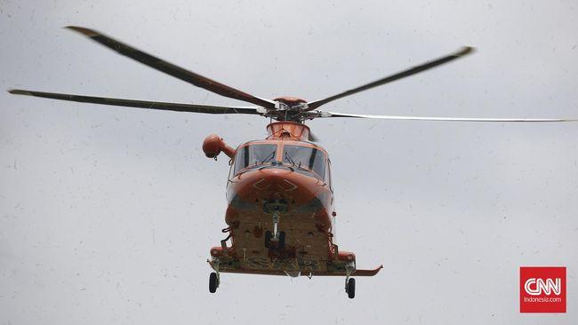 Tim Penyelamat Banjir Tewas dalam Kecelakaan Helikopter