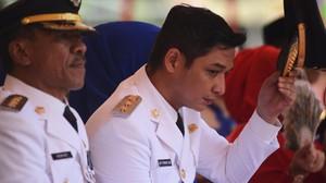 Sambil Menangis, Pasha Ungu Mengaku Siap Mundur dari Palu