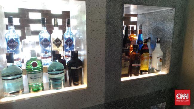 Inflasi Jadi Alasan Pemerintah Kerek Cukai Minuman Beralkohol