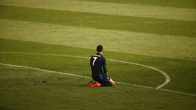 Real Madrid Tertahan di Kandang Malaga