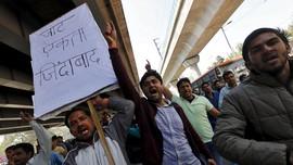 Protes Disrkiminasi Kasta di India, 19 Orang Tewas