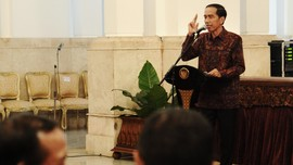 Jokowi Akan Kirim Utusan Bertemu Presiden FIFA
