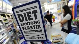 Pungutan Cukai Plastik Masih Menunggu Perpres dan PMK
