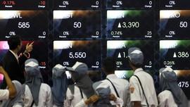 Corona, Dana Investor Asing Kabur Rp104,39 T Sejak Awal Maret