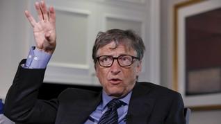 Ketika Bill Gates 'Menguliahi' Donald Trump Soal Virus