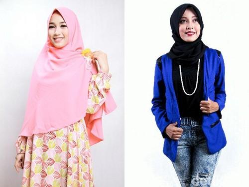 Foto: 5 Peserta Hijab Hunt 2016 dengan Bakat Menyanyi Asal Yogyakarta