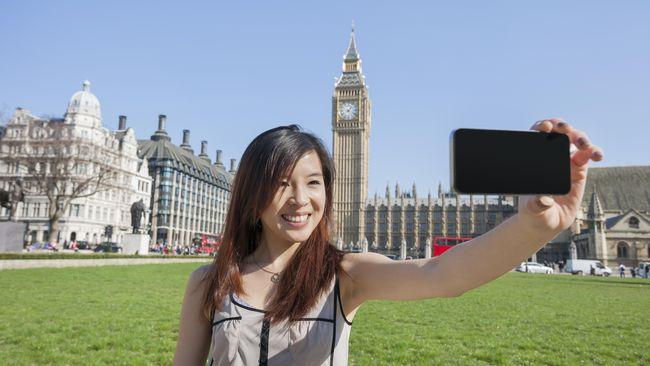 Selfie Bakal Dipakai untuk Metode Pembayaran