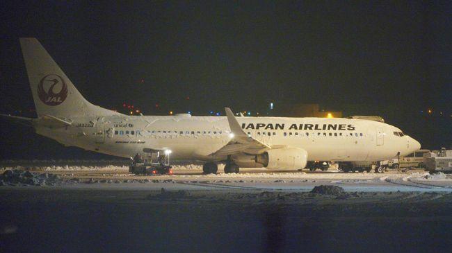 Mabuk Sebelum Terbangkan Pesawat, Pilot Jepang Ditangkap