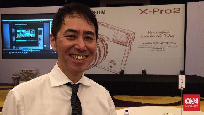 Fujifilm Pepet Sony di Pasar Kamera Mirrorless