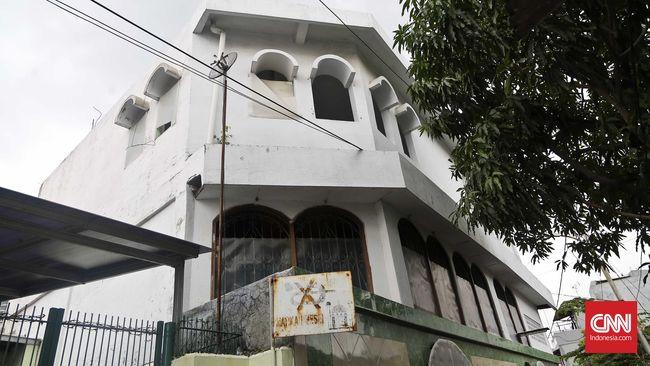 DMI Benarkan Pemecatan Pengurus Masjid Soal Syamsudin Uba