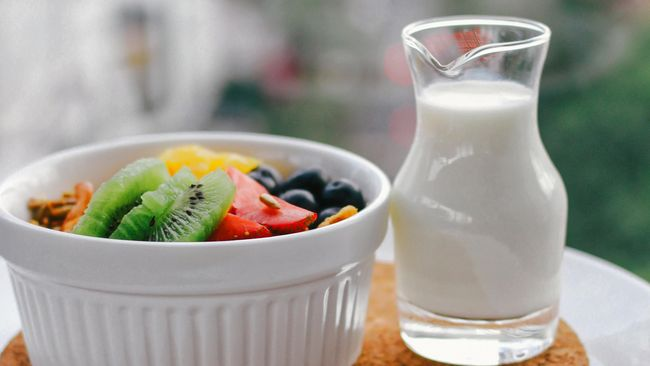 Ragam Makanan Berkalsium Pengganti Susu
