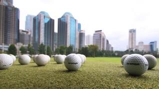 Lapangan Golf di Indonesia Berpotensi Jadi Objek Wisata