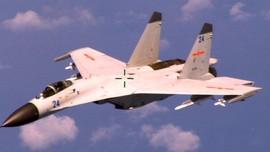 Jet Tempur China 'Patroli Keliling Pulau' Dekat Taiwan