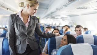 FBI: Waspada Terjadinya Pelecehan Seksual di Pesawat