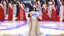 Harapan Besar Bagi Natasha Manuela di Miss World 2016