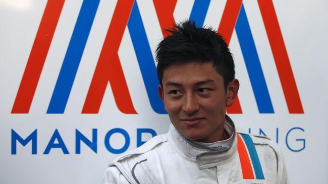 Kemenpora Sedih Jika Rio Haryanto Gagal Tampil di F1 2017