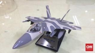 Jokowi Minta Kontrak Jet KF-X Dinego Ulang