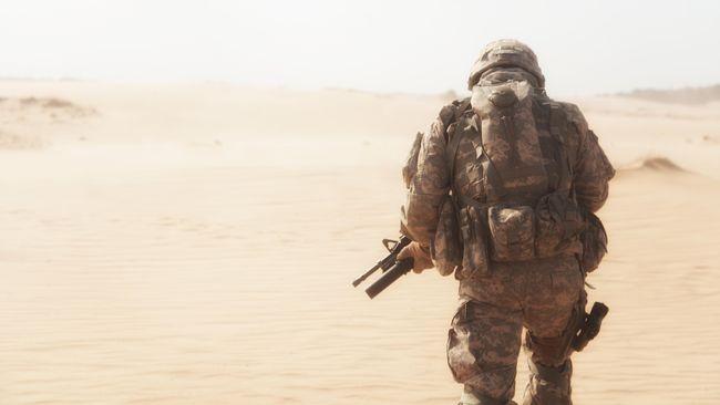 Prancis Tarik Pasukan dari Irak Cegah Tertular Corona