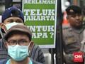Sidang Gugatan Reklamasi Tiga Pulau di Teluk Jakarta Digelar