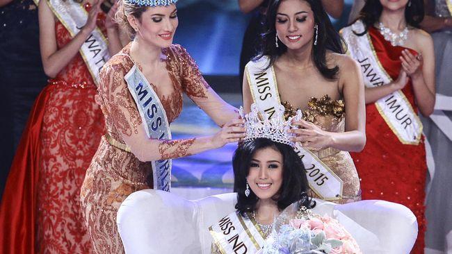 Mahkota Miss Indonesia 2016 Diraih Natasha Manuella