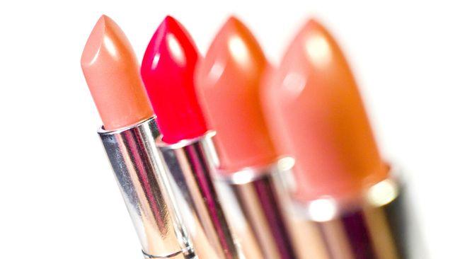 Cara Mudah Membuat Lipstik Bibir Ombre