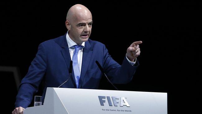 Presiden FIFA Beri Selamat Kepada Bhayangkara FC