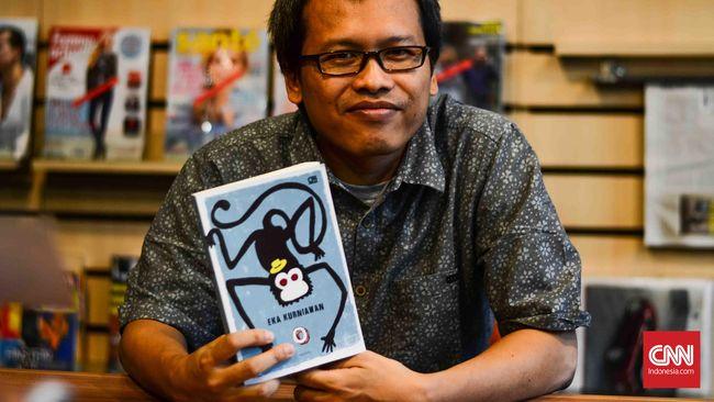 Anggap Negara Arogan, Eka Kurniawan Tolak Anugerah Kebudayaan