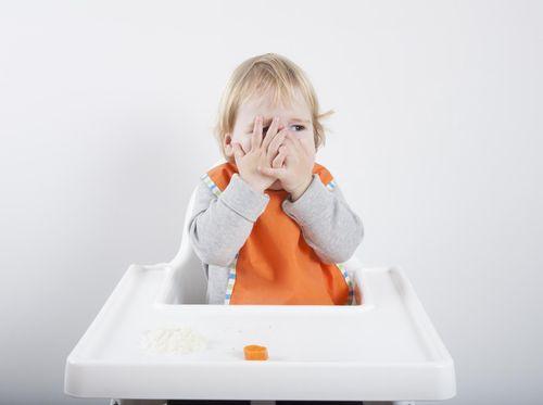 Mengatasi Bayi yang Susah Makan MPASI