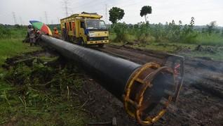 Jokowi Umumkan Penurunan Harga Gas Industri Bulan Depan