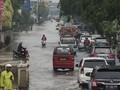 Hujan Merata di Jakarta, Sejumlah Wilayah Tergenang