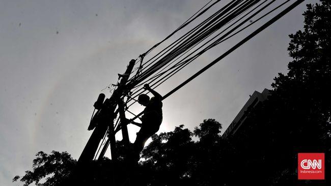Beban Listrik Jawa-Bali Capai Rekor 24.461 Megawatt
